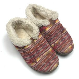 Toms Faux Fur Shoes toddlers